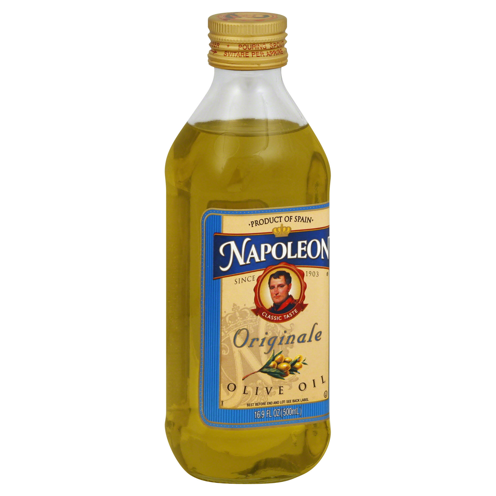 Napoleon Pure Olive Oil - 16.9oz