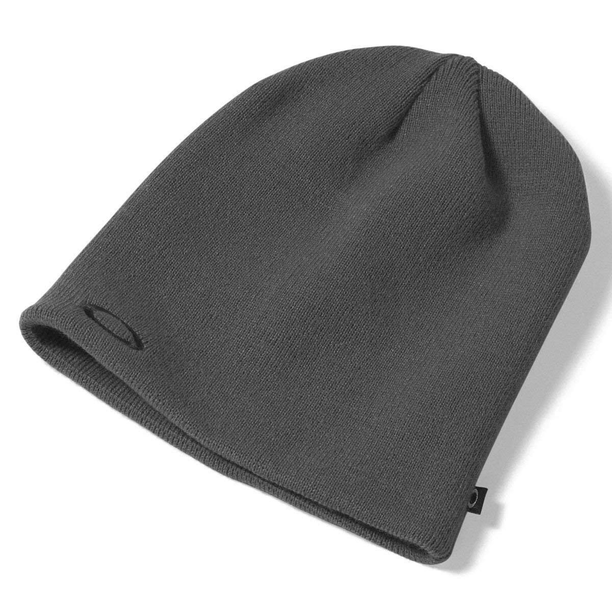 Oakley Fine Knit Beanie - Grey