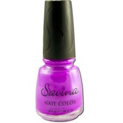 Earthly Delights Savina Nail Polish - Purple Power