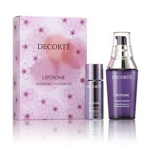 Cosme Decorte Moisture Liposome III Kit