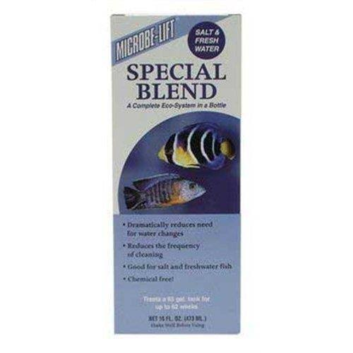 Microbe-Lift Special Blend For Home Aquariums - 16oz