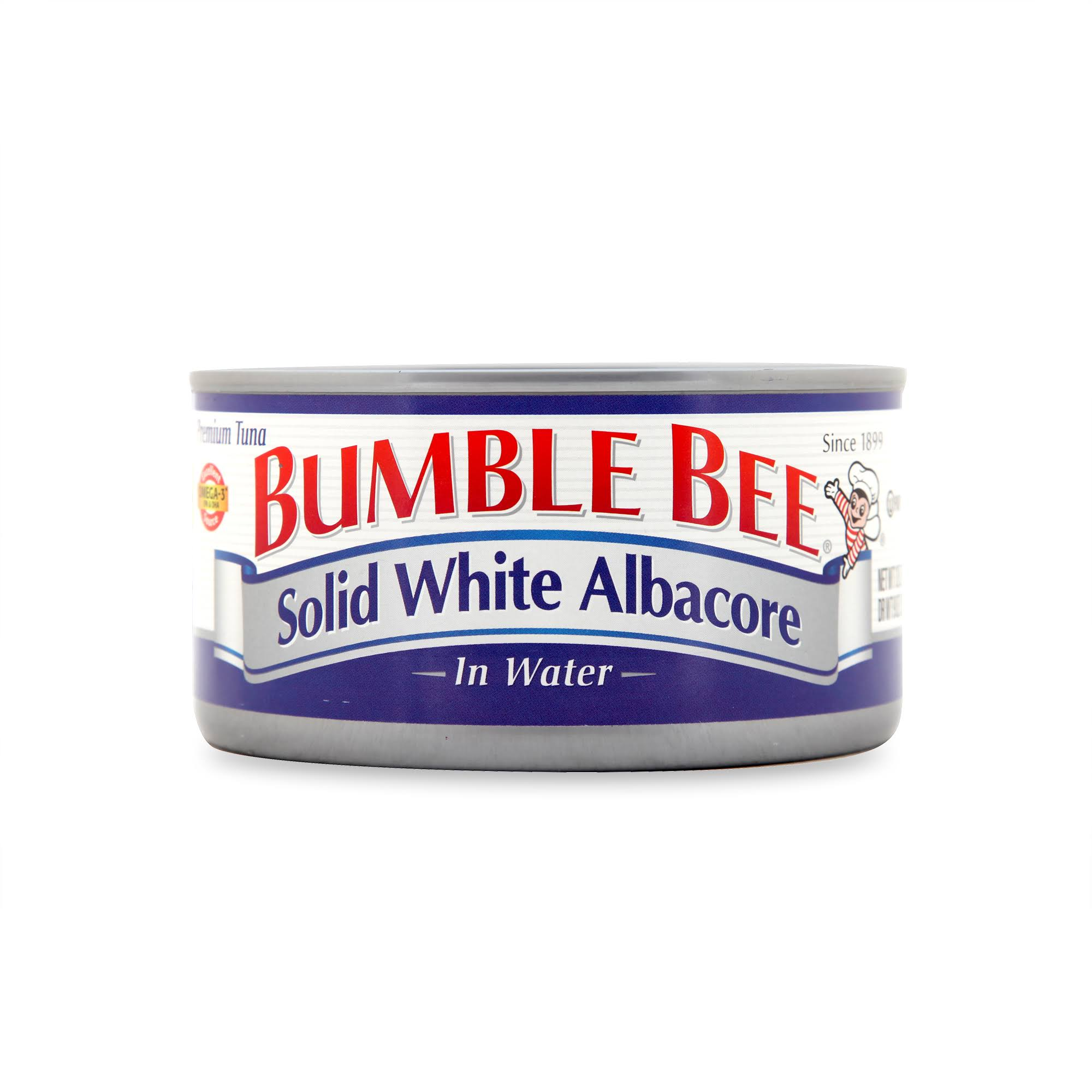 Bumble Bee Solid White Albacore Tuna - In Water, 12oz