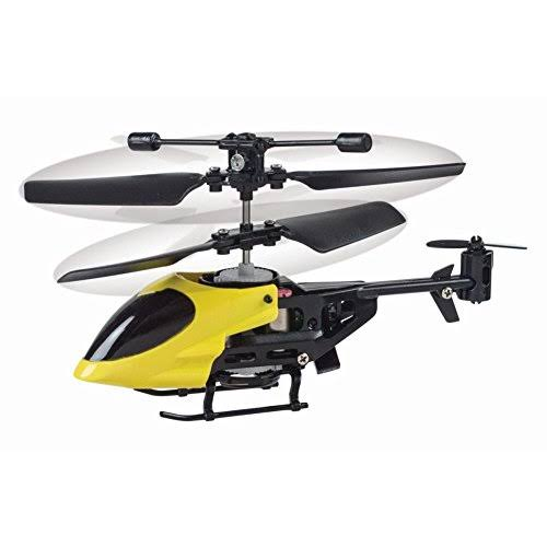 World's Smallest R/C Helicopter - Red