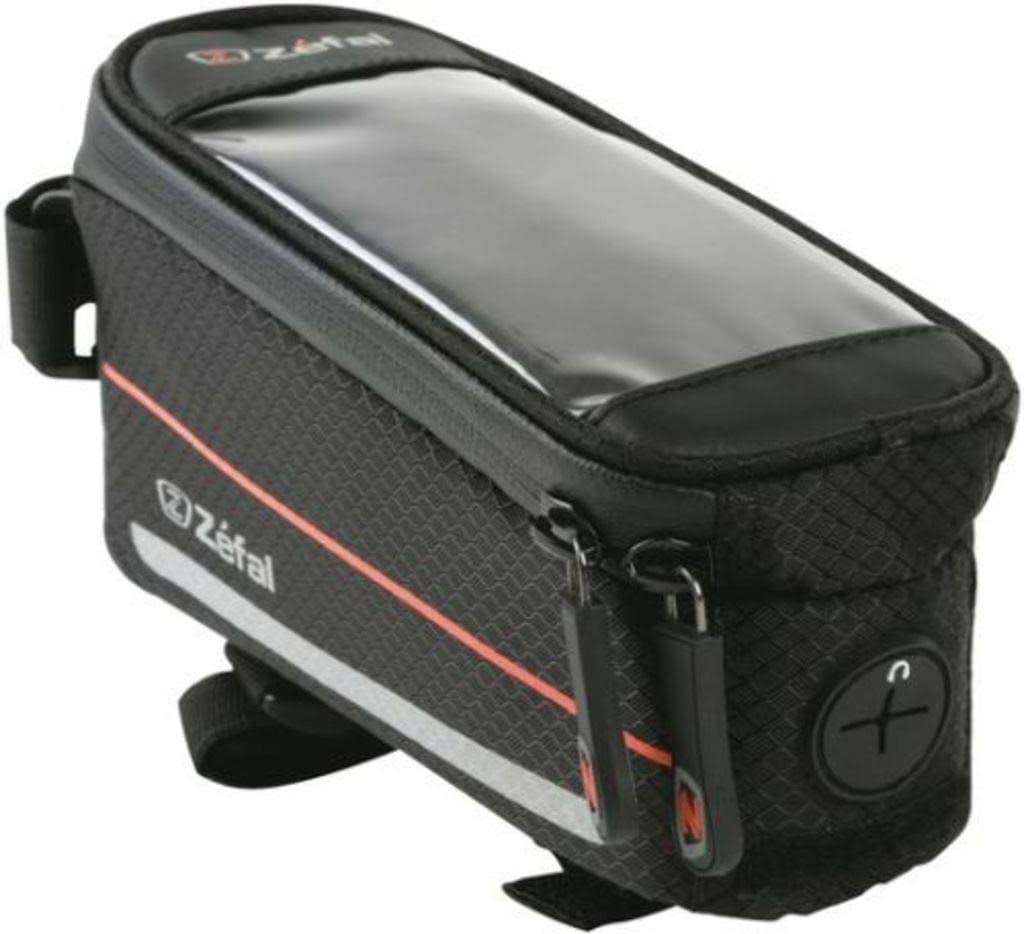 Zefal Top Tube Z-Console Bag - Black