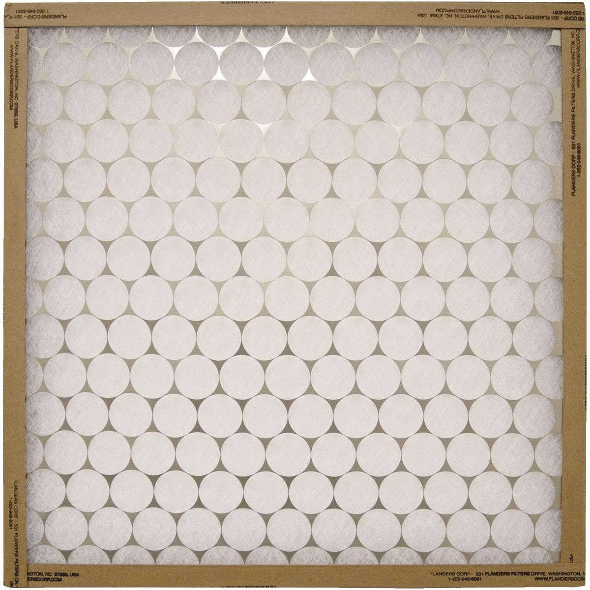 "Flanders Precisionaire Flat Panel - 20"" x 20"" x 1"""