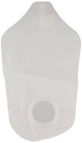 "Sur-Fit Natura 2-Piece Urostomy Pouch - 1-3/4"", Standard"