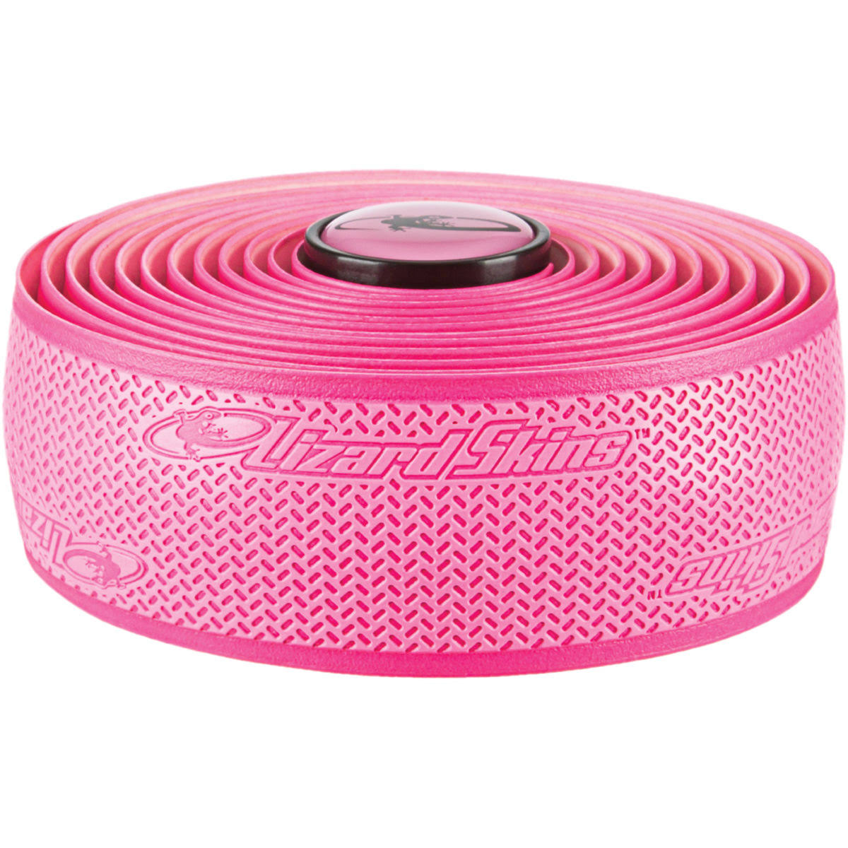 Lizard Skins DSP Bar Tape - Neon Pink, 2.5mm