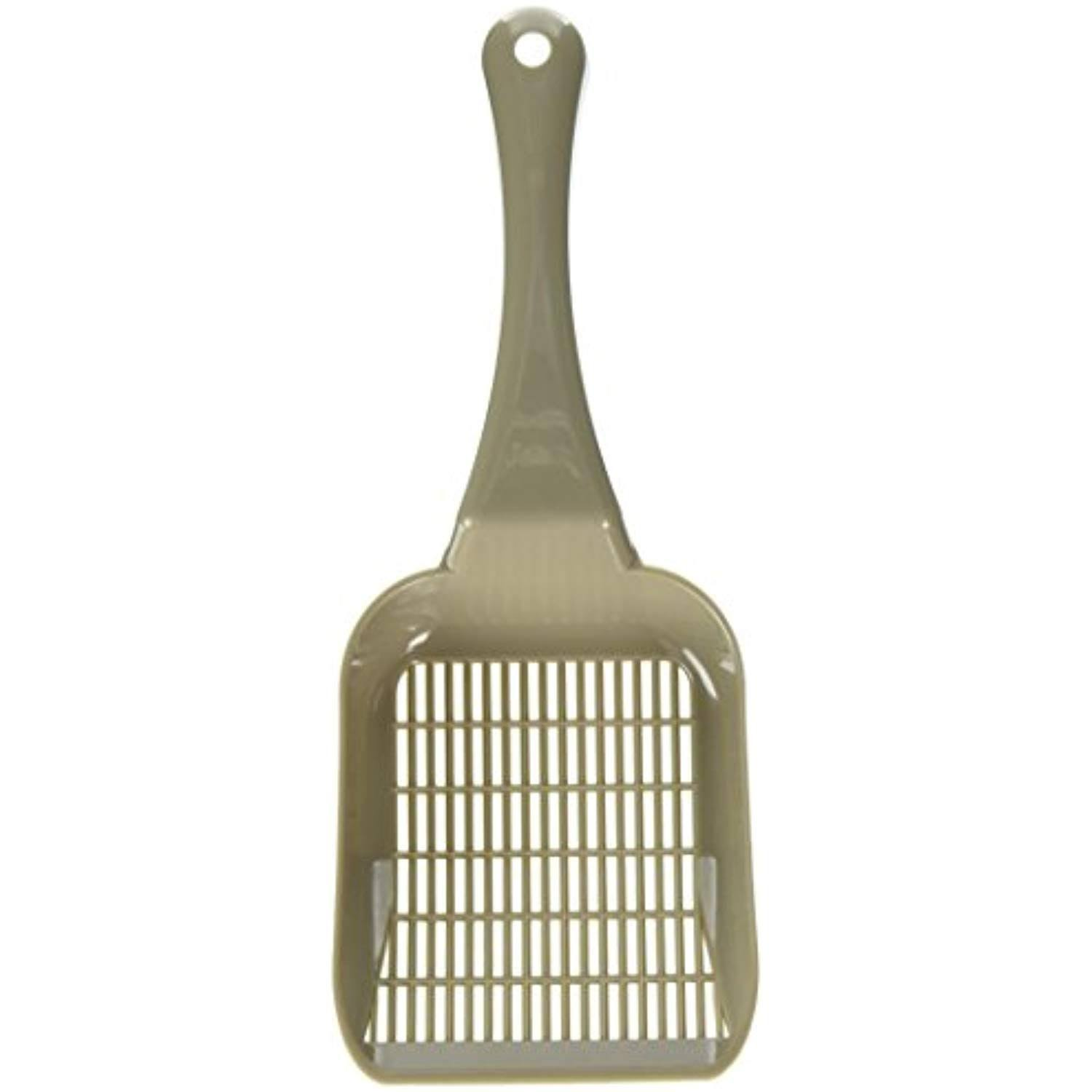 Cat Love Litter Scoop - Grey