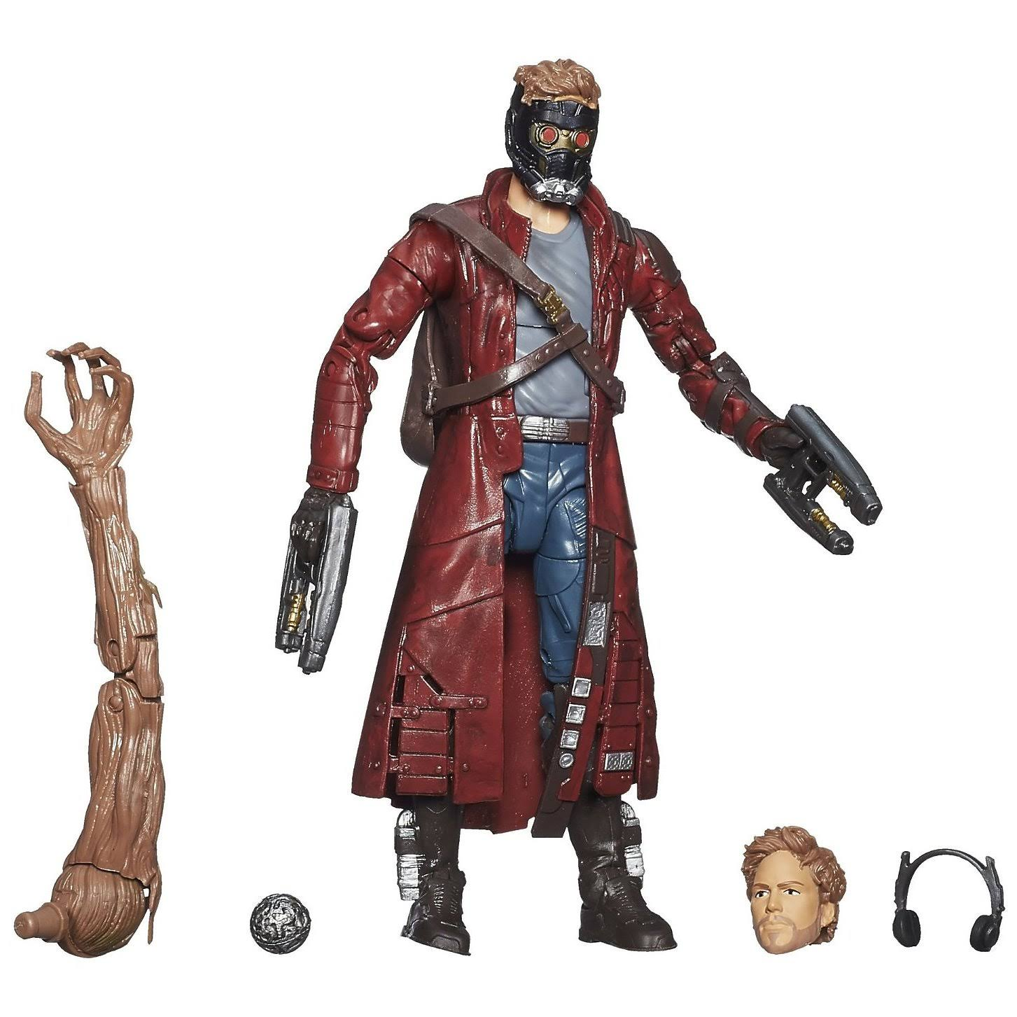 Hasbro Marvel Guardians of The Galaxy Action Figure - Star Lord