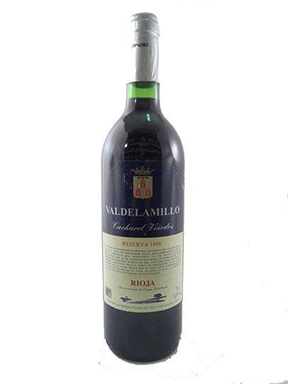 Valdelamillo Reserva Red Wine