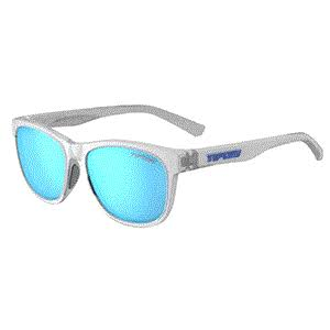 Tifosi Swank Satin Clear Polarized Sunglasses