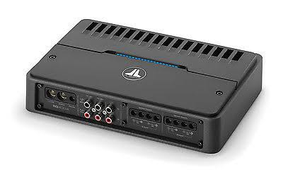 JL Audio Rd400/4 Full-range Amplifier - 400w, 4 Channel, Class D