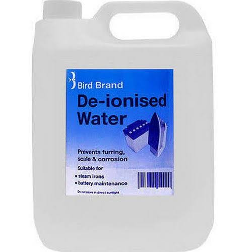 Bird Brand De-Ionised Water