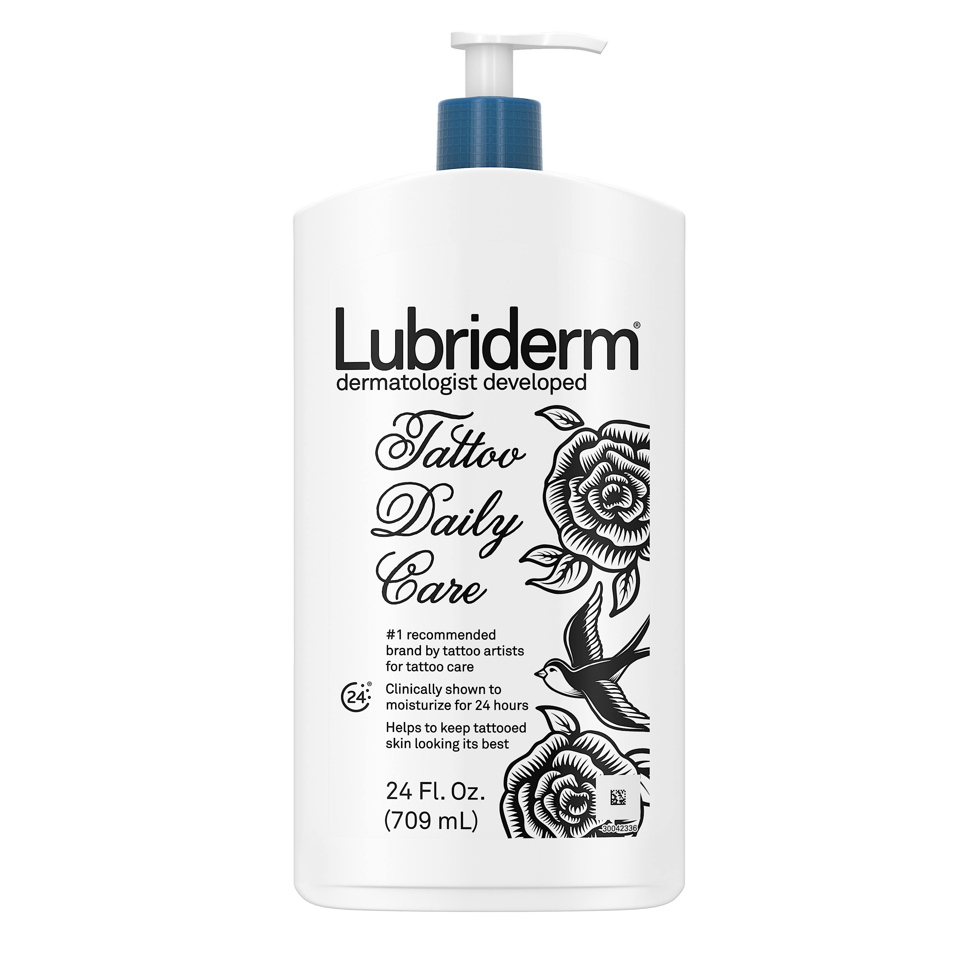 Lubriderm Tattoo Daily Care Lotion - 24oz