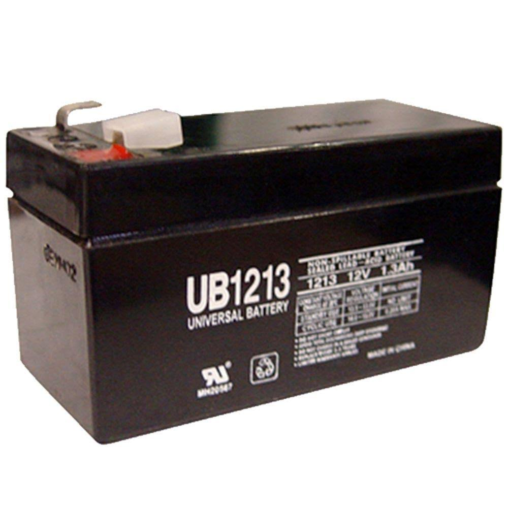 Universal Power UB1213 Battery - 12V, 1.3Ah