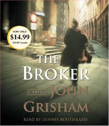 The Broker: A Novel Audiobook CD - John Grisham