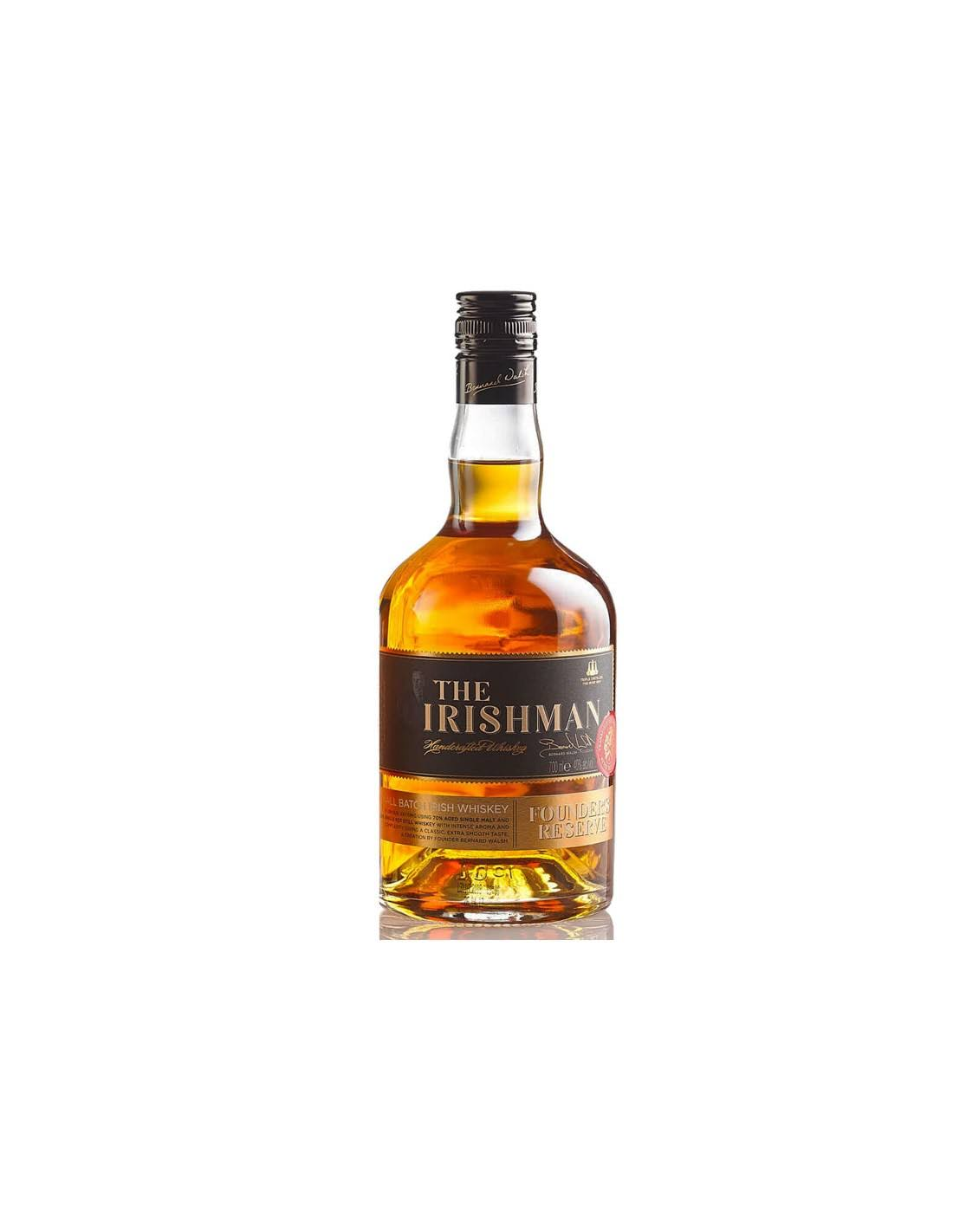 The Irishman Founders Reserve - 700ml