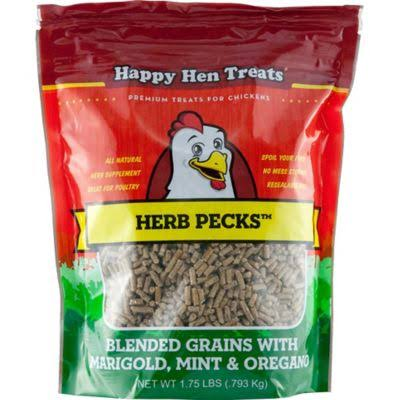 Happy Hen Treats - Herb Pecks, 28oz