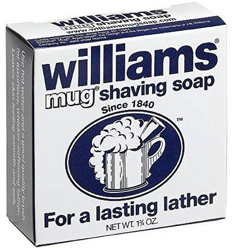 Williams Mug Shaving Soap - 50g