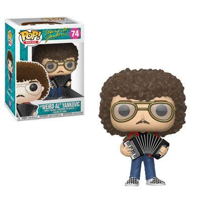 Funko Pop! Rocks Vinyl Figure - Weird Al Yankovic, 3.75""