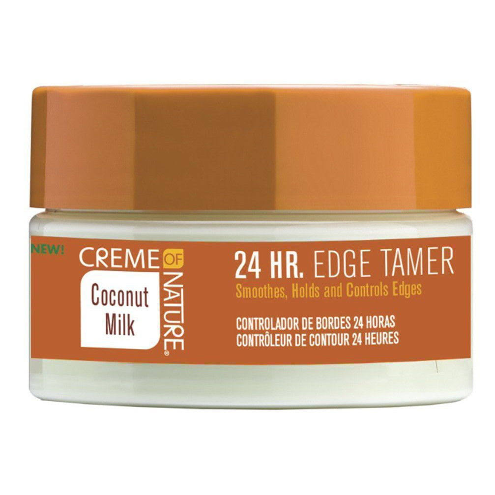 Creme of Nature Coconut Milk 24 Hour Edge Tamer - 2.25oz