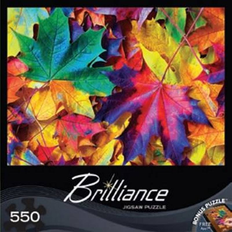 Master Pieces Jigsaw Puzzle Brilliance Fall Frenzy - 500pcs