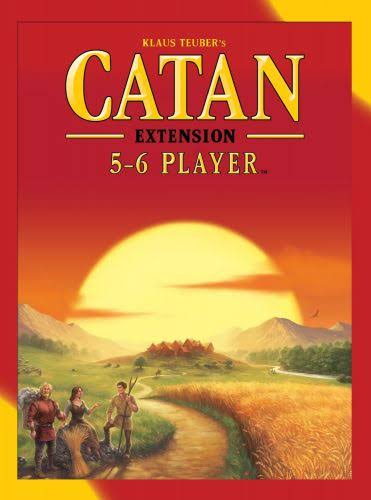 Mayfair Games Catan 5-6 Player Extension - 5th Edition