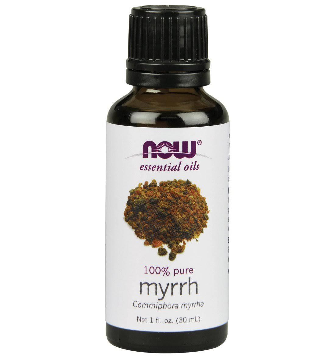 Now Foods Essential Oil - Myrrh Oil, 1oz