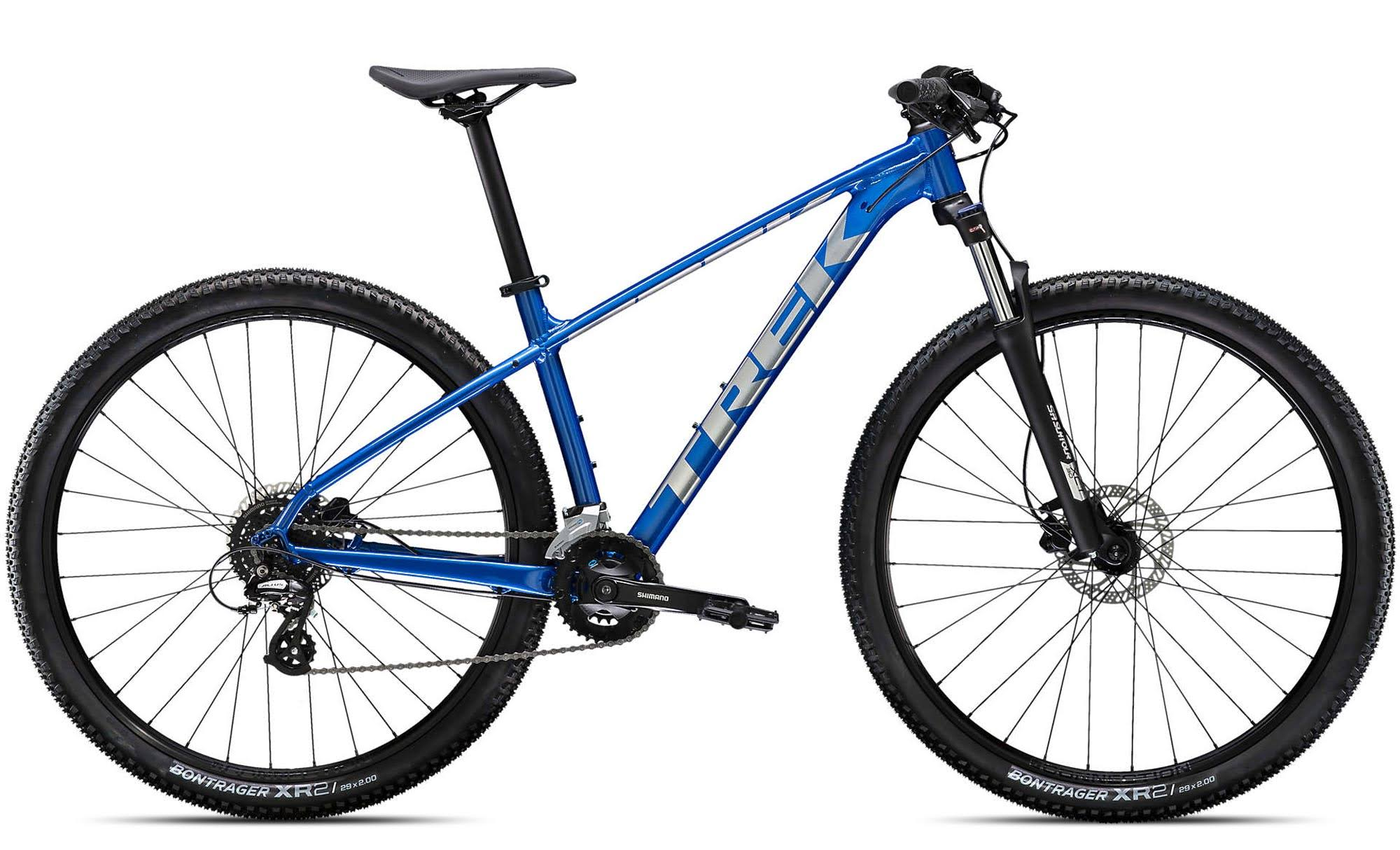 Trek Marlin 6 Hardtail Trail Bike - Blue