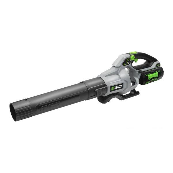 Ego Lb5804 Lithium Ion Cordless Blower - with Charger Kit, 56V