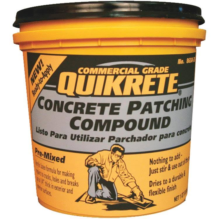 Quikrete Concrete Patching Compound - 0.95l
