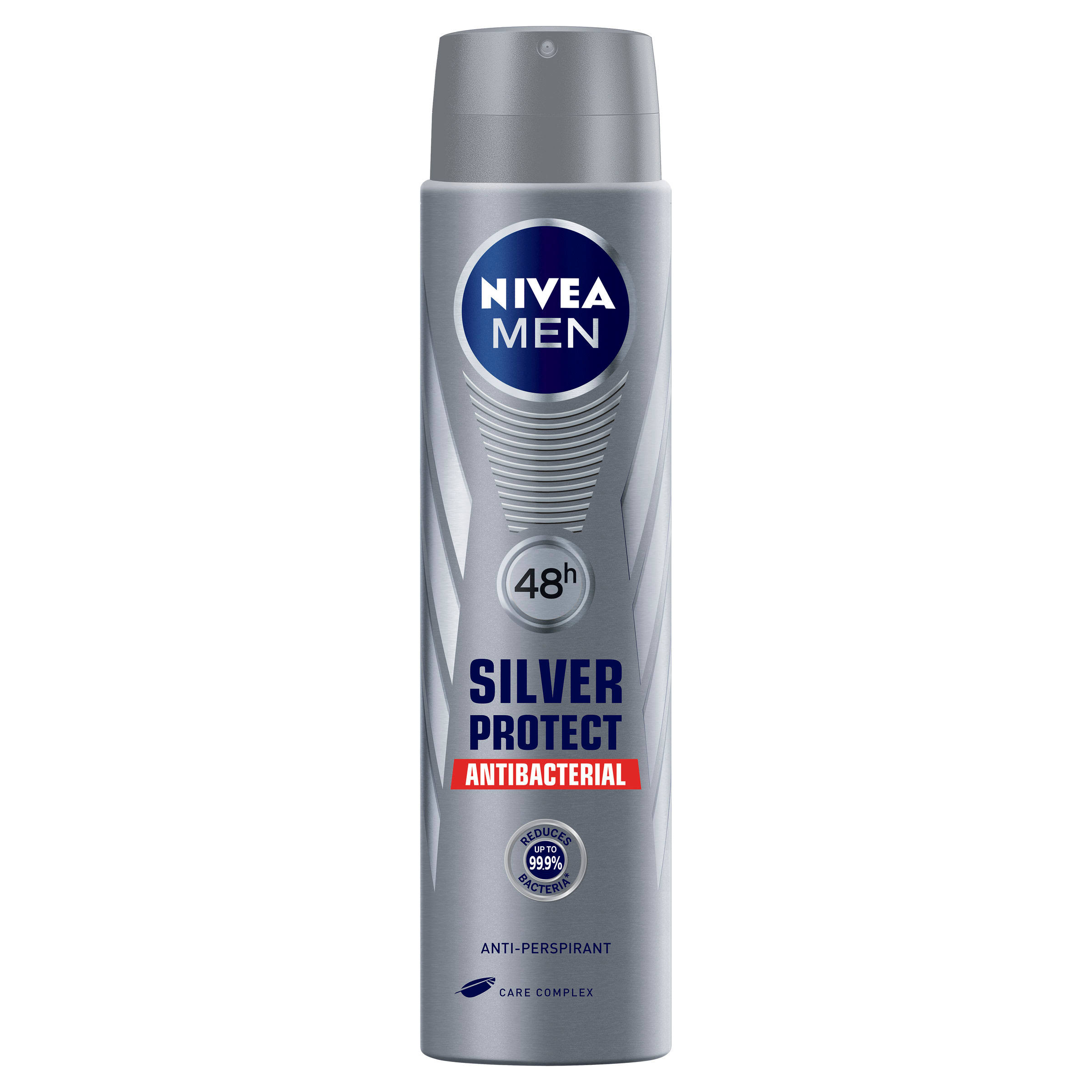 Nivea Men Silver Protect Anti-Perspirant Deodorant Spray - 250ml