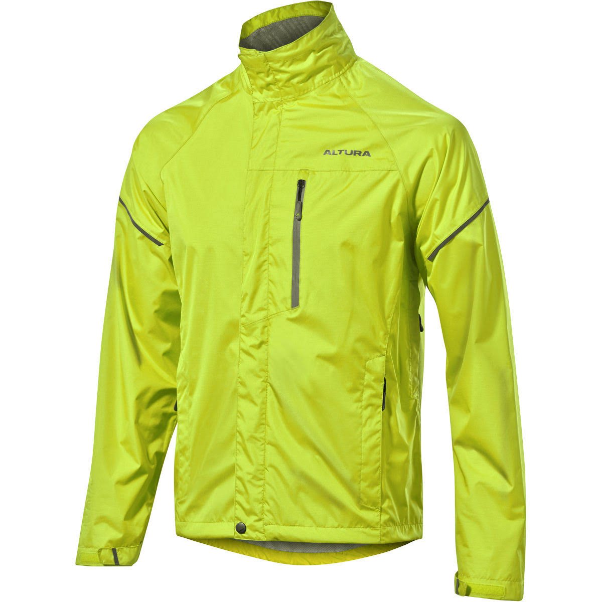 Altura Nevis Womens Waterproof Jacket - Hi-Viz Yellow