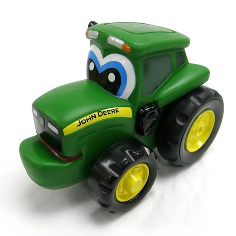 John Deere Push & Roll - Johnny Tractor