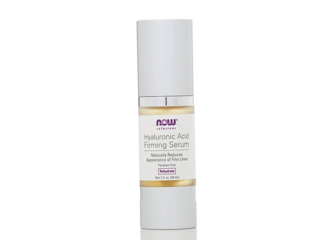 Now Foods Solutions Hyaluronic Acid Firming Serum - 1oz