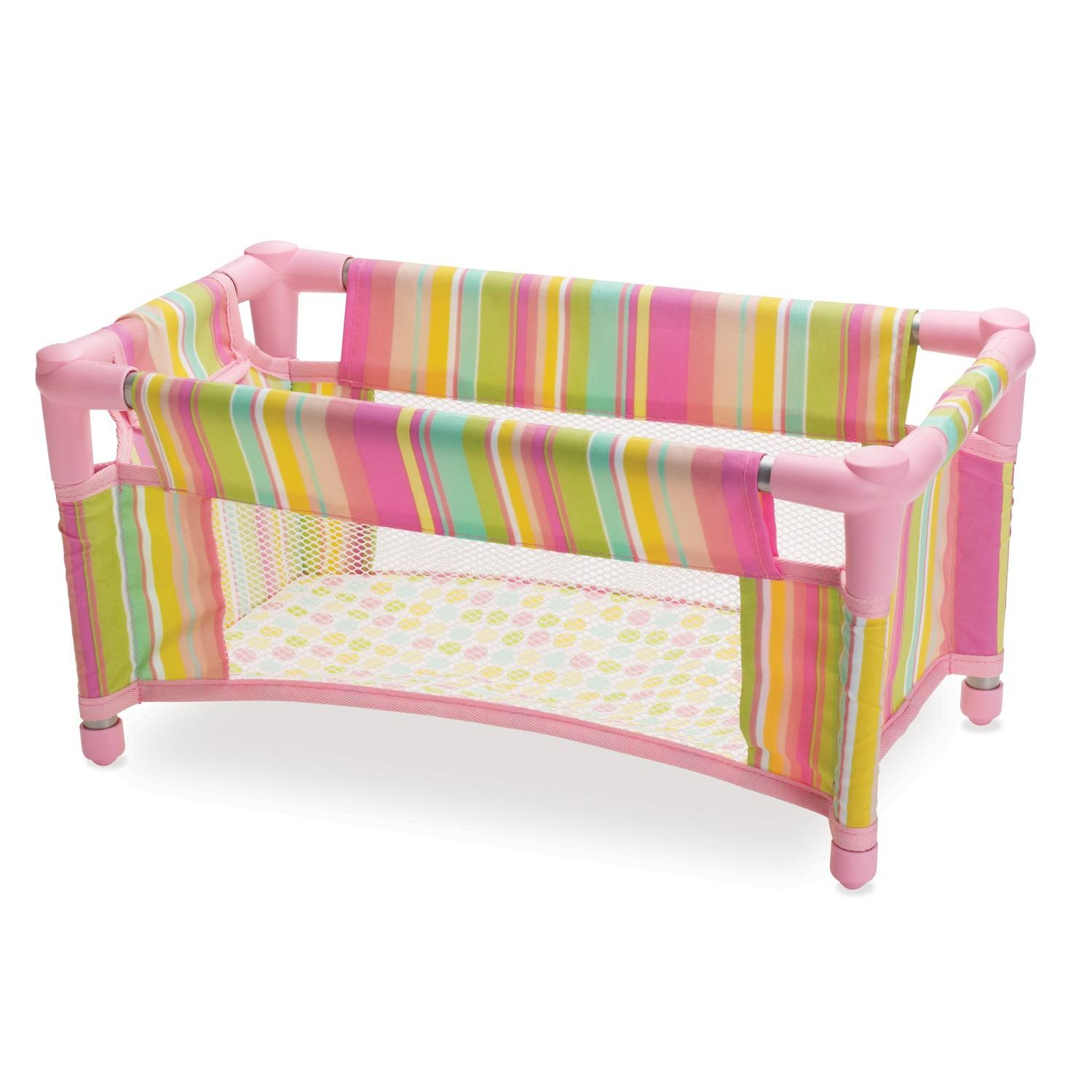 Manhattan Toy Baby Stella Take Along Travel Crib