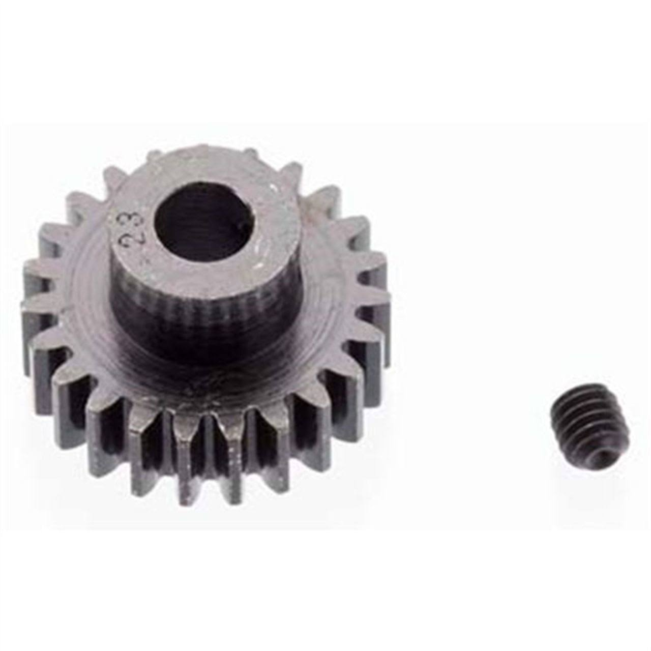 Robinson Racing RRP8623 Extra Hard Blackened Steel Pinion - 23t