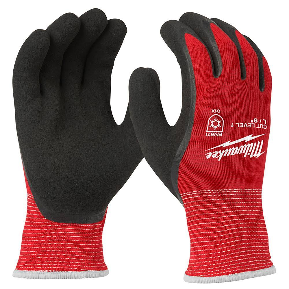 Milwaukee 48-22-8913 Cut Level 1 Insulated Gloves - XL
