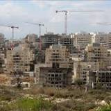 Israel built over 12000 settlement units in 2020: PLO