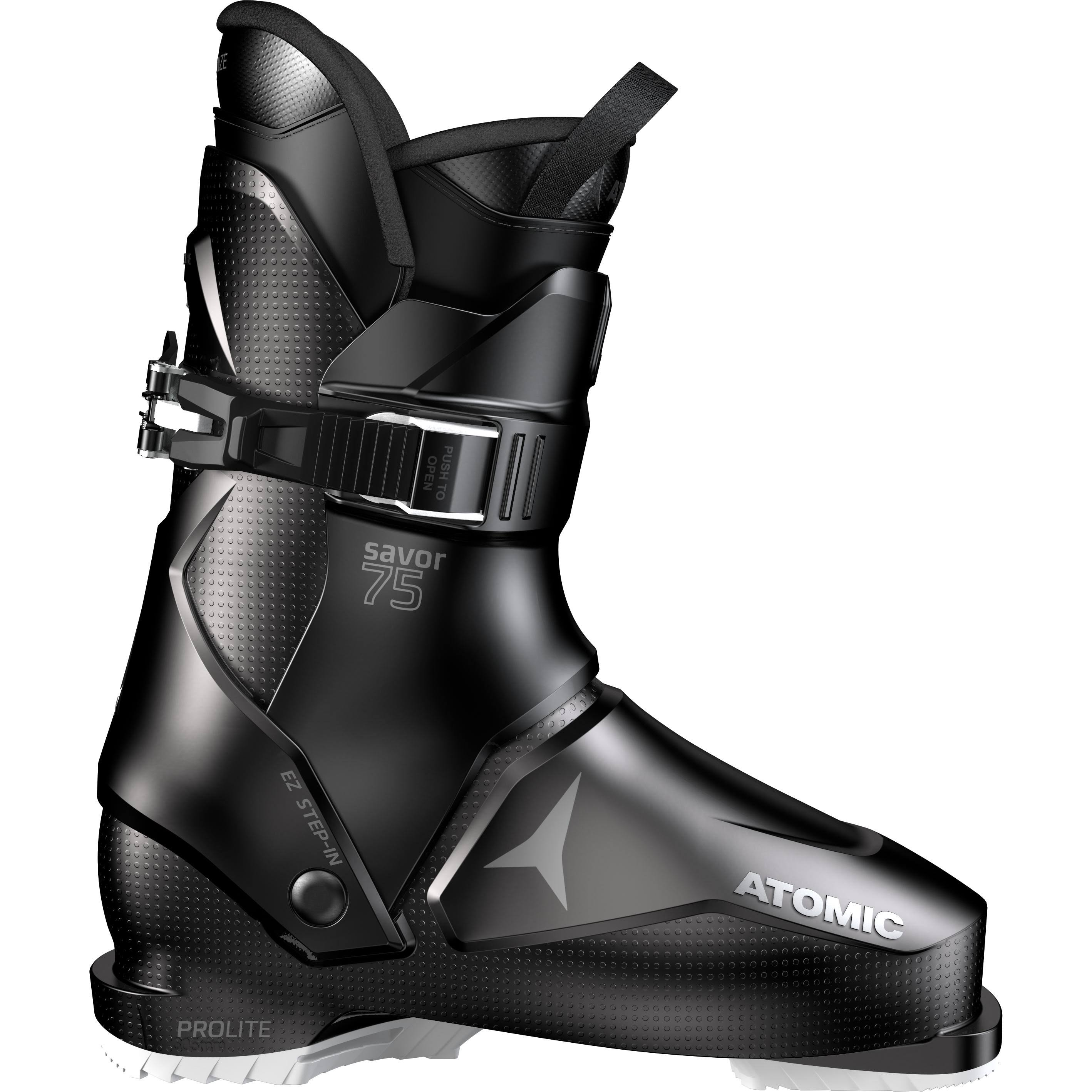 Atomic Savor 75 Women's Ski Boots 2020 Black 25.5
