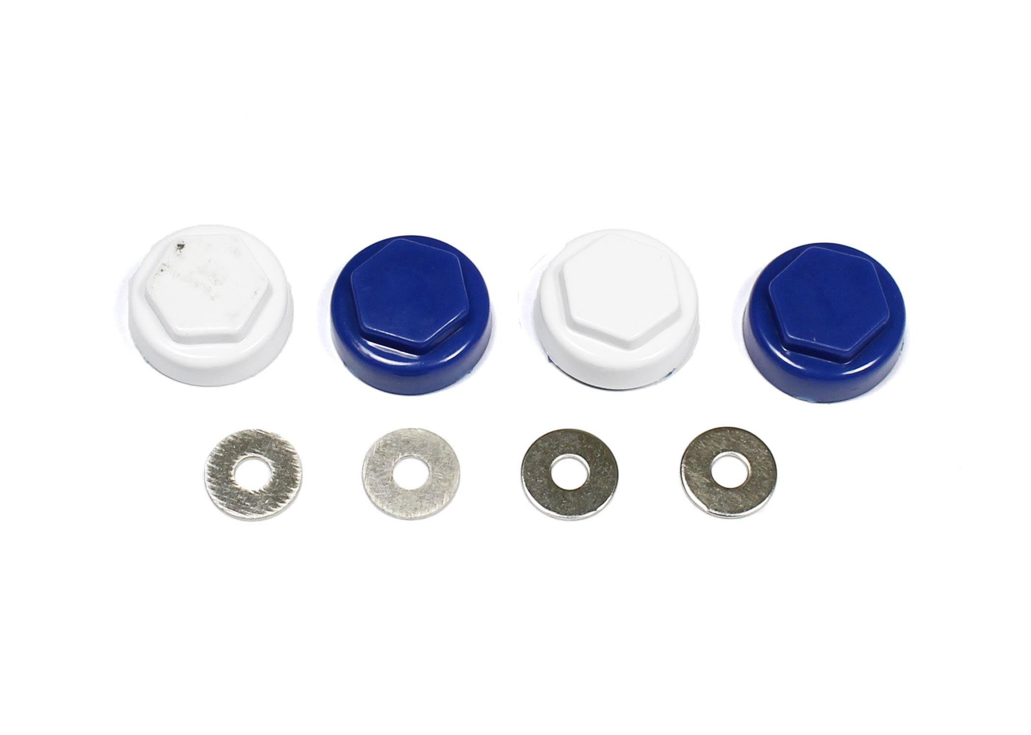Rage RC Imager 390 Prop Nut Assembly (4) RGR4208