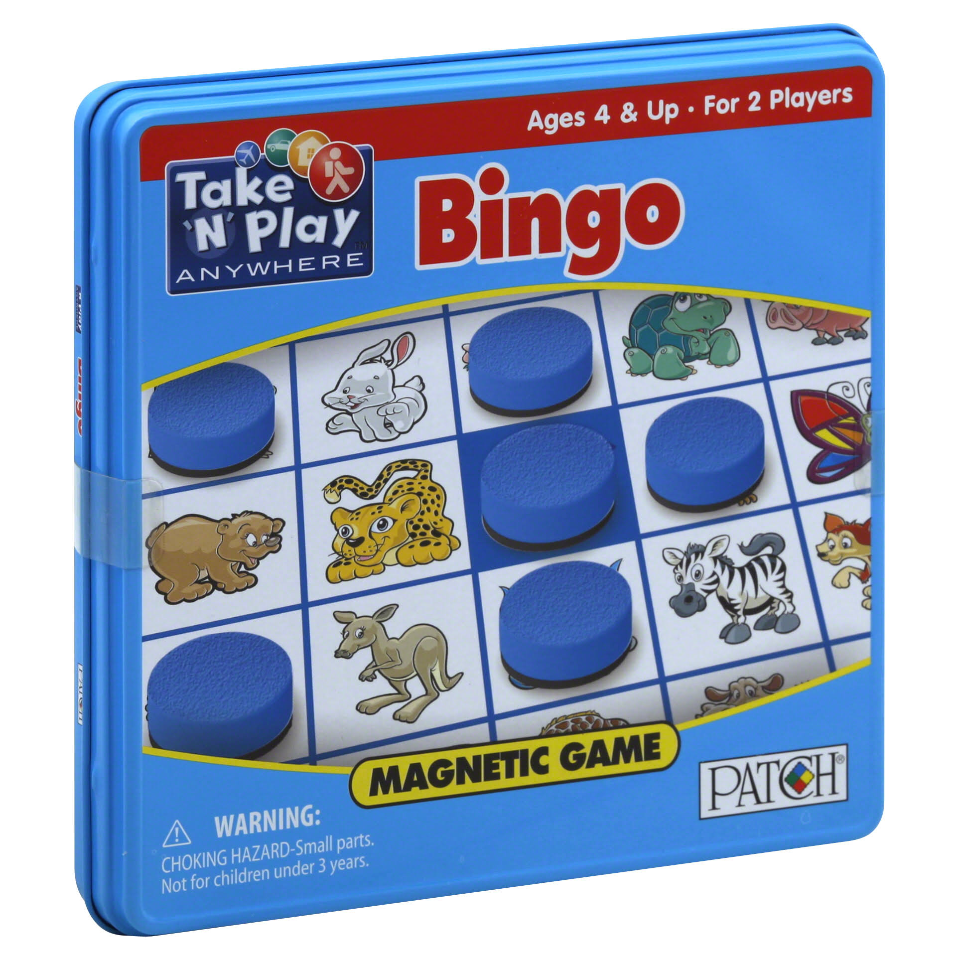 Take N Play Anywhere Magnetic Game - Bingo
