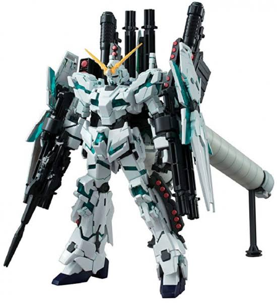 Bandai Hobby Gundam HGUC: RX-0 Full Armor Unicorn Gundam Model Kit - 1/144 Scale