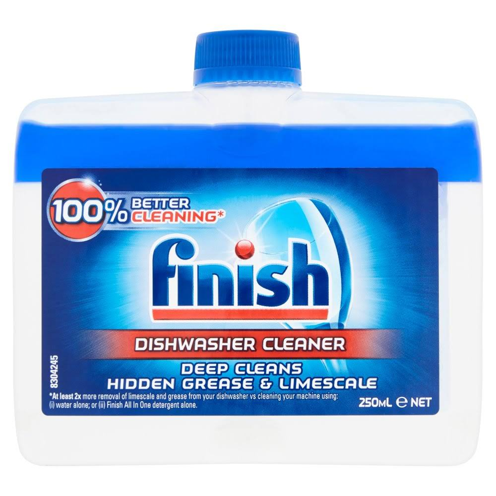 Finish Dishwasher Cleaner - Cleaner - bottle - 250 ml