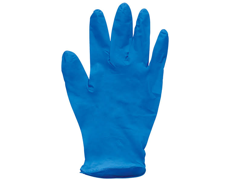 Stanley Disposable Nitrile Gloves - 4 Pairs