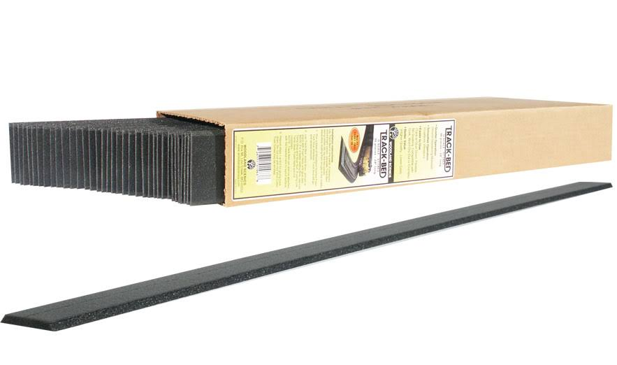 Woodland Scenics N Track-bed Strips - 3mm Dia, 24', 36pk