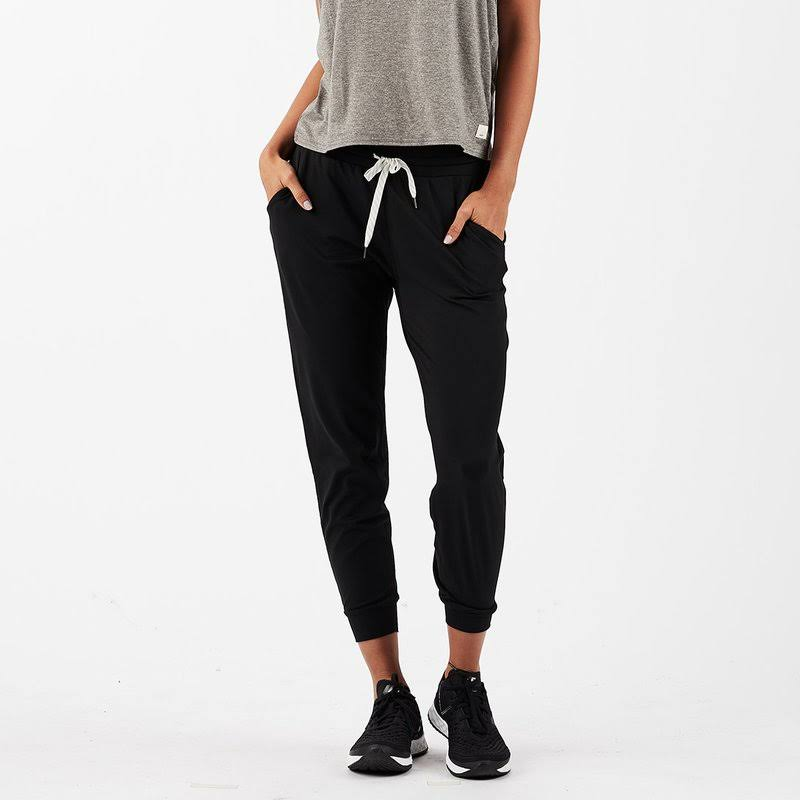 Vuori Women's Performance Jogger - Black