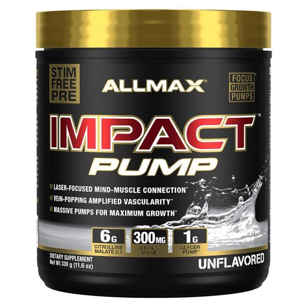 Allmax Nutrition | Impact Pump - Unflavored