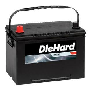 East Penn DH34 Diehard Automobile Battery