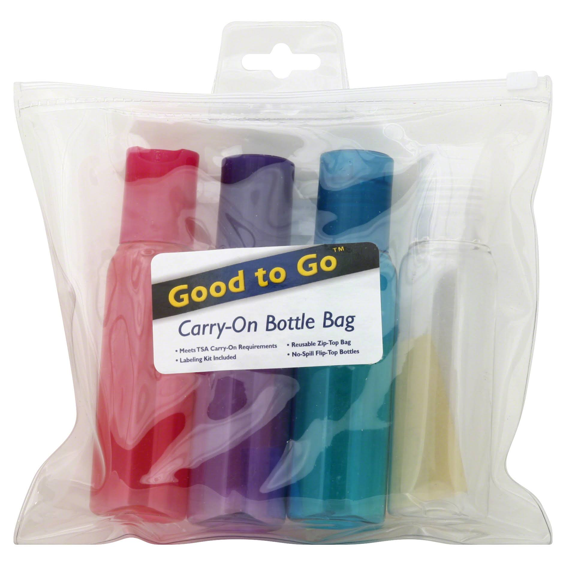 Good to Go Aeroplane Bottle Kit - Travel Size
